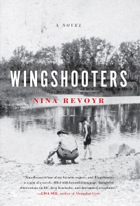 "Book cover of ""Wingshooters"" by Nina Revoyr. Image courtesy of Akashic Books."