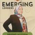 Spotlight on Ariana Sani Hussain: An Emerging Leader