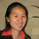 Image of Lisa Chow, taken in 2007 for Medical Library Association.