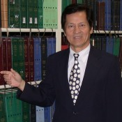 Special APA Library Leader — APALA Founder, Dr. Henry C. Chang