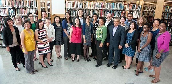 image of the 2014 MIECL cohort