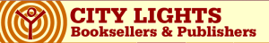 image of web banner for City Lights Booksellers & Publishers