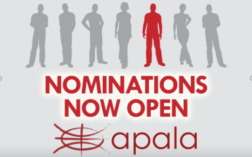 Image of APALA nominations for executive board members