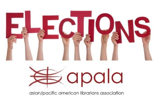 Image of hands holding up red letters of the word elections